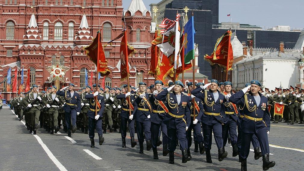 Как будет проходить Парад Победы 9 мая 2021 года Москва  - последние важные новости